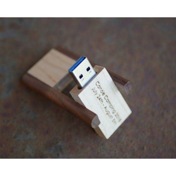 Clé USB 3.0 32 Go  à personnaliser par gravure